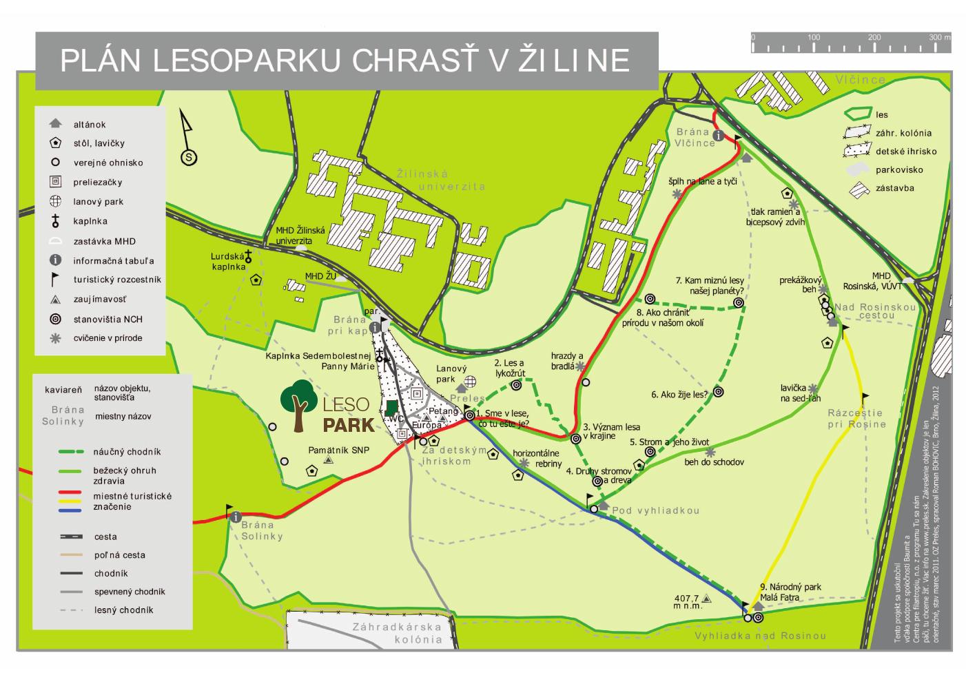 mapa_lesopark